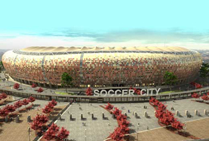 Soccer City Stadium 1