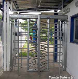 TRIUMPH double turnstile