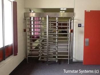security turnstile