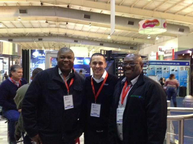 IFSEC SA 2012