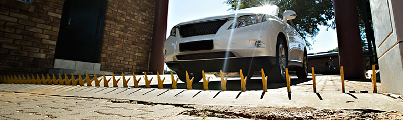 Talon Tyre-Spike Automatic Vehicle Barrier
