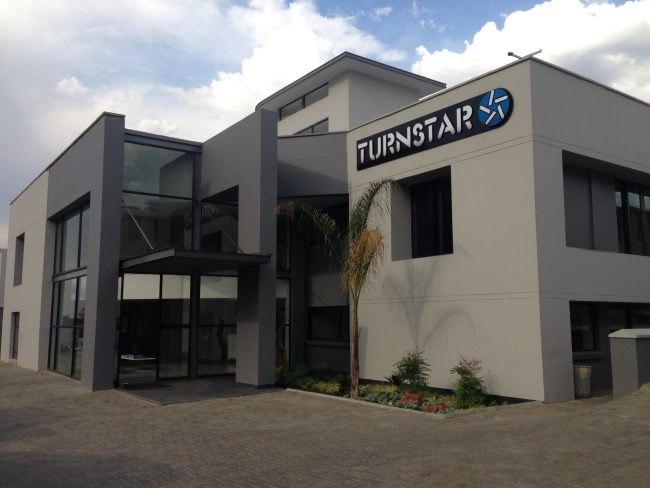 Turnstar new factory