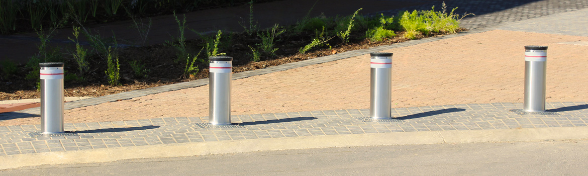 Rising and Fixed Bollards