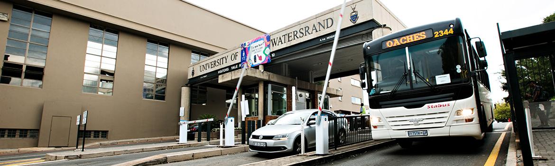 Barrières automatique des véhicules