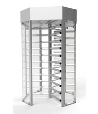 Turnstar FUSION full height turnstile