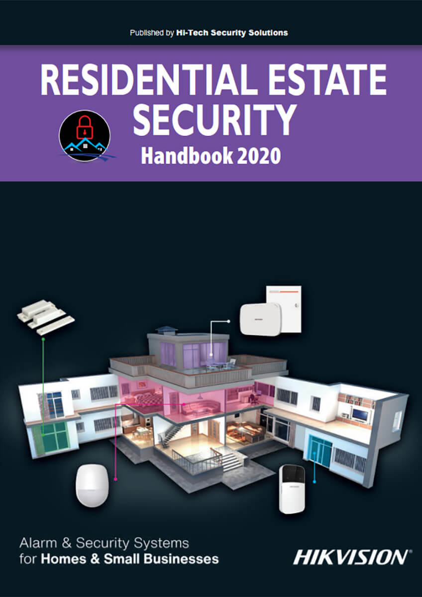 Residential Estate Security ebook